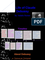 debussy by natalie