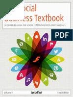 Spredfast Social Business Textbook Final