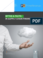 Myths & Facts in Supply Chain Finance