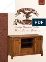 Interior Hardwoods Catalog 2013