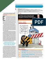 30-3-15 El Comercio - Dia1 - Opinion- Agua Desperdiciada