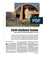 Earth Sheltered Houses by PopSci