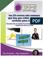 Mercadotecnia Texto Los 23 Errores Frecuentes en El Negocio de Eventos Infantiles