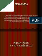 Cuenta Pública Gestion 2008