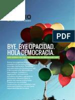 Dossier Fundación-Civio 2014