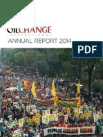 OCI Annual Report 2014
