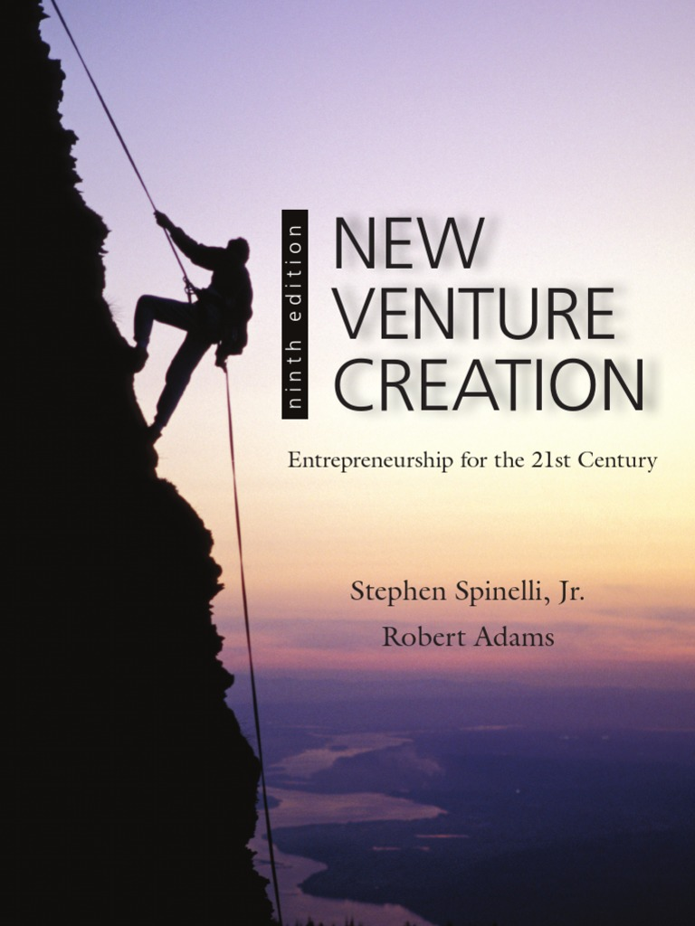 New venture creation 9th editionpdf entrepreneurship tech start ups fandeluxe Gallery