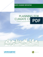Planning for Climate Change Guide