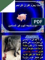 لماذا يحرم القرآن أكل لحم الخنزير؟ ُ