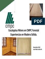 12 Nitens en CMPC Maderas - Jose Jordan Mardones
