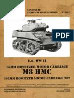 Tankograd Technical Manual Series 6014 US WW2