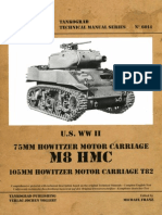 Tankograd Technical Manual Series 6014 US WW2
