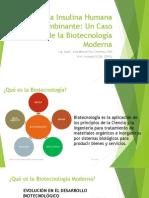 La Insulina Humana Recombinante - Un Caso Exitoso de la Biotecnologia Moderna.pdf