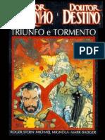 Dr. Estranho e Dr. Destino - Triunfo e Tormento (Graphic Novel Marvel #05)