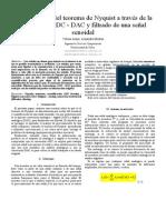 79474584 Demostracion Teorema de Nyquist a Traves de Una Senal Senoidal y Conversion Analogica