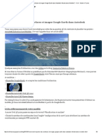 Comment Importer Des Surfaces Et Images Google Earth Dans Autodesk Infrastructure Modeler_ - Civil - Made in France