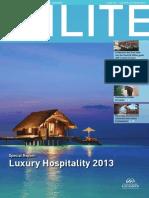 Luxury Hospitality 2013