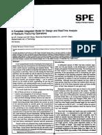 Lumped Parameter Leakoff Model