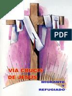 Vía Crucis Jesús Migrante y Refugiando - Svdcuria.org Viacrues