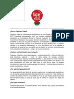 FAQ Tapas por Vidas.pdf