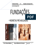 TC025 Fundações D x