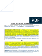 1) JOINT VENTURE AGREMENT IUKL & DI_200315_Clean Version.doc