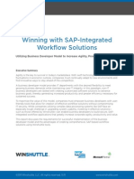 Winshuttle Winning With Sap Workflow Whitepaper En