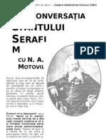 Serafim de Sarov - Despre Dobandirea Duhului Sfant
