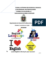 Grammar Level IV - 2015 Usar