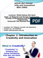 Chapter 1 Creativity OK