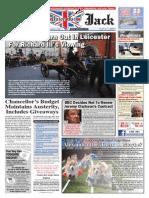 Union Jack News – April 2015
