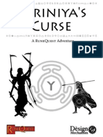Sariniya's Curse
