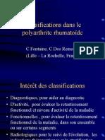 3 - Classifications PR
