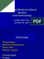 Internal Medicine Board Review