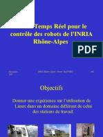 Presentation Intech 2003