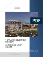 Carson NFL Stadium Economic Impact Analysis