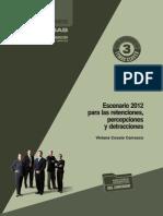 023 Escenario 2012 Para Las Retenciones, Percepciones y Detracciones