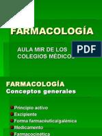 Farmacologia Farmaceutica