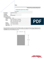 Treadmill 93t Service Manual - Ttd Serial Number
