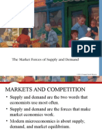 Chapter 3 the Market Forces of Supply and Demand