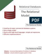 Relational Model (Database)
