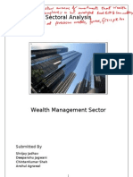 Wealth management Report