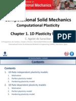 Chapter 1. 1D Plasticity Models v1.0