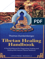 Tibetan Healing Handbook