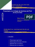 Chungnor Normas Nacionales de Calidad Del 0306014