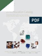GIA Education Catalog 2014