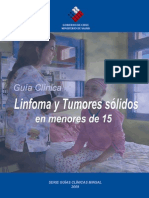 GUIA CLINICA DE LINFOMA Y TUMORES SOLIDOS CRONICOS.pdf