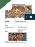 Kabuki Actors Woodblock Print Kanjincho 1890