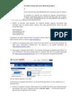 Crear Un Sitio Web en Joomla