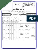 جدول امتحانات الاسكندرية مايو2015.pdf